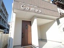 アイラッシュ アンド リラクゼーションサロン カミュ(Camus)の雰囲気(【お店の外観】駐車場完備・お子様連れOK!バウンサーもご用意♪)