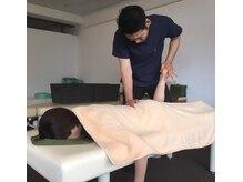 トトノウ整体(TOTONOU)の雰囲気(膝の痛み)