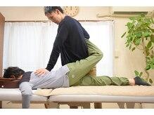 腰痛特化整体院 山本