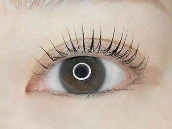 エヌアイラッシュ(N eyelash)の写真/もうまつ毛を傷ませない!【アミノ酸ケアパーマ】でずっと続けられるまつ毛パーマを♪しっかり内部補修◎