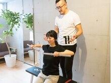 スタイルアップラボ モット(Style up lab MOT)の雰囲気(正しい姿勢、骨格でトレーニングすることで効率的に体が変わる!)