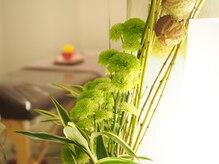 飛花(HIKA)の雰囲気(【施術room】個室でリラックス頂けるプライベート室。)