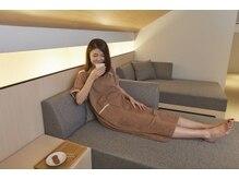 えん 横浜店の雰囲気(入浴後は休憩室で極上リラックスタイム!!飲み物もございます。)