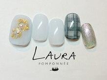 ローラポンポニー(Laura pomponnee)/ギンガムチェック