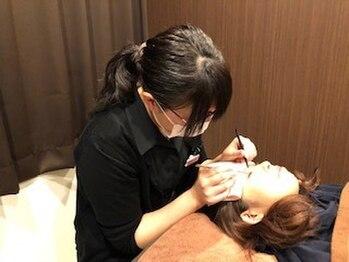 アイケア専門店 ビューティースペース 品川大井町店(Beauty Space)/高レベル技術で理想のまつ毛に☆