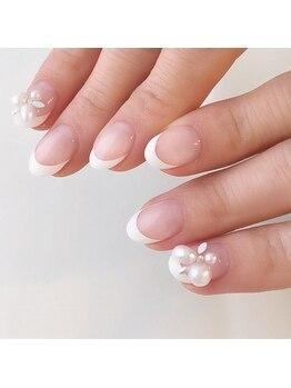 プアマナネイル(Puamana nail)/フレンチネイル