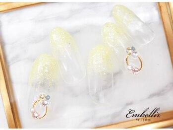 アンベリール 横浜店(Embellir)/(920)リングパーツネイル
