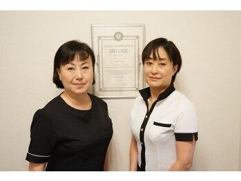 ボディアンドスキンケアルーム ルージュ恵比寿店/美容歴30年のベテラン施術者