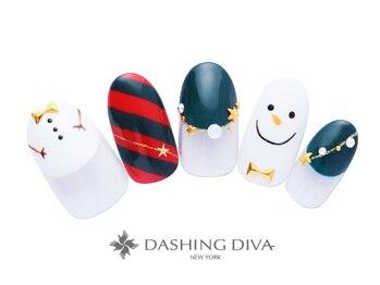 ダッシングディバ 名鉄百貨店本店/クリスマス定額☆14190(税込)