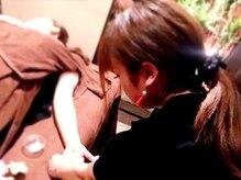 アロマ シャルム(aroma Charme)の雰囲気(香りと施術と対話で癒されるビューティーリラクゼーションサロン)