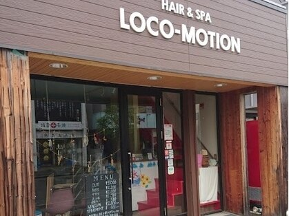 HAIR&SPA LOCO-MOTION