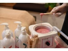 エリーナ ブラジリアンワックスサロン(elina brazilian wax salon)の雰囲気(ブラジリアンワックスはオ-ストラリア産のLYCON社他を使用!)