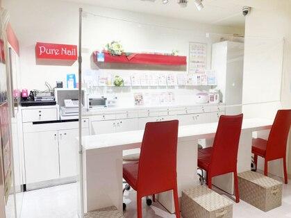 ピュアネイル 京阪シティモール店(Pure Nail)の写真