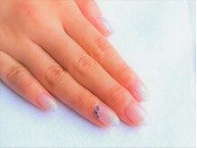 ビューティーアートサロン フェンネイル(Beauty Art Salon Fen Nail)/ラメグラデーション