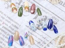 カルフール ロハス ネイル 草加東口店(Carrefour LOHAS nail)/人気のジェルネイル(4)