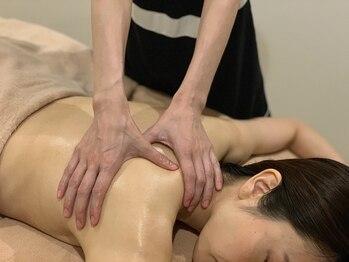 シュシュバイコルテーヌ(Chouchou by Cortanu)/首・肩の辛さを改善したい!