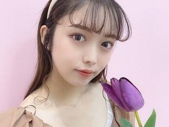 ベイブ(Babe)の写真/≪カラーエクステ120本¥4500≫瞬きをするたびに「ドキッ」とする可愛い瞳を演出♪自分史上最高の目元に★