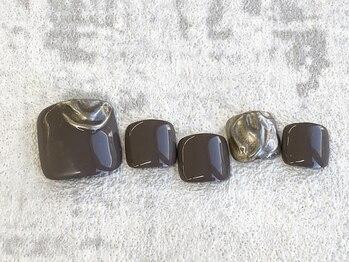 フーネイル(fu-nail)/footアートaコース
