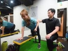 リフレッシュメント トレーニングジム(Refreshment Training Gym)の雰囲気(お客様のご要望にあったトレーニングを実施します!)