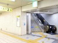 道案内 1 (JR新福島駅)