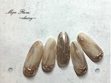 ミハフルーラ 与野(Home Nail Salon Mija Flura)/クラッシー Y191C