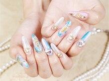 カルフール ロハス ネイル 草加東口店(Carrefour LOHAS nail)/人気のスカルプネイル(1)