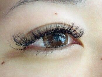 リッチ アイ 豊橋店(Rich eye)/フラットラッシュ付け放題