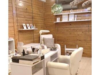 ネイルサロン リトルガーデン(nail salon Little Garden)(大分県大分市)
