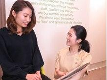 リラクゼーションが初めての方歓迎☆14年目の当店は豊富な知識と技術を持つスタッフが疲れを解消!