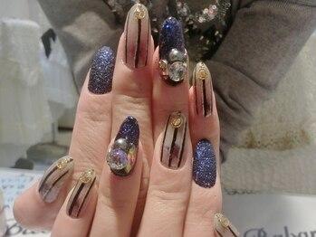 Babarla nail salon【バーバラネイルサロン】_デザイン_09