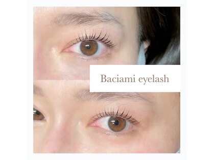 バーシャミ アイラッシュ(Baciami Eye Lash)の写真