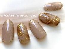 シル 本町店(CIL)/nuance nail* ¥7600