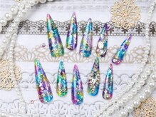 カルフール ロハス ネイル 草加東口店(Carrefour LOHAS nail)/人気のスカルプネイル(3)