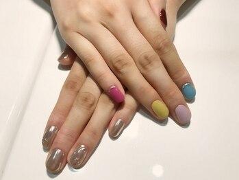 美容室 シャノアール/ネイルハンドジェル(3)