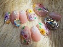 アミュリー ネイル アトリエ(Amury nail atelier)の店内画像