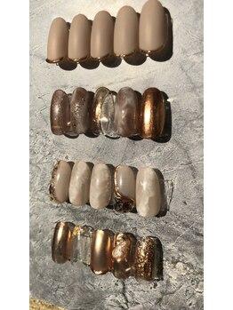 ココネイル(coco nail)/2月まで定額キャンペーンネイル