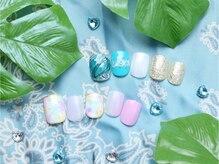 カルフール ロハス ネイル 草加東口店(Carrefour LOHAS nail)/人気のフットネイル(1)