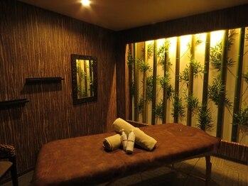 ビューティサロンツリー(TREE)の写真/完全個室が嬉しい★「疲れを解消したいけど…痩せたいけど…行きにくい!」そんな男性にオススメのサロン