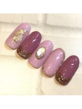 ライト ネイルズ ニシノミヤ(light nails NISHINOMIYA)/