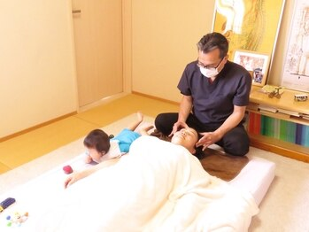 海田整体院の写真/歴23年のベテラン整体師が妊娠中~産後の不調を改善!結果の高さに「また来たい」と思うこと間違いなし♪
