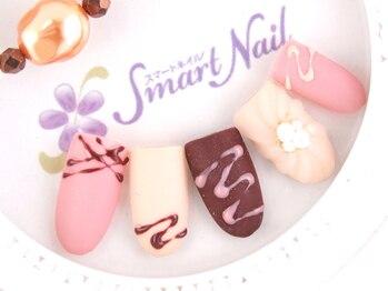 スマートネイル表参道店/バレンタイン チョコレート