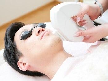 サロン ド リン(Salon de Lin)の写真/【メンズ脱毛】通いやすいリーズナブルな価格とアットホームな雰囲気で通いやすいサロン♪