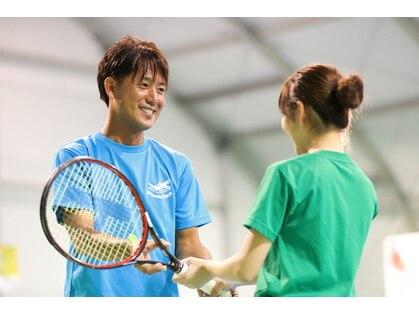 ウイニングショット インドアテニススクール あすと長町の写真