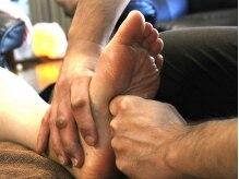 本格足ツボ専門店 ニルバーナの雰囲気(本格手技によるしっかりめの足ツボは、足つぼマニアからも大好評)