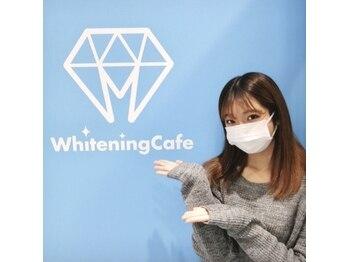 ホワイトニングカフェ 池袋東口店/マスクをつけている今だから!