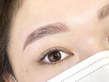 ロプート シロ(Loput siro)の写真/【長野初!ブロウラミネーション】丁寧なカウンセリングでお顔に合った最適な眉をご提案♪初めての方にも◎