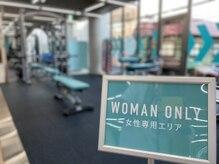 スマートフィット24 石神井公園店の雰囲気(女性専用エリアあり♪)