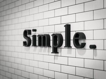 シンプル(Simple.)(長野県松本市)