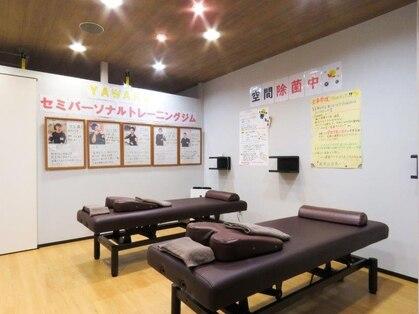 ヤワラ整体院 浜町アーケード店(yawara整体院)の写真