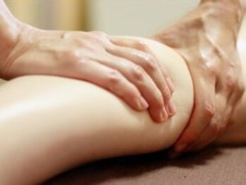 ベクヴェームの写真/太ももの横ハリやむくみ脚にお悩みの方にオススメ☆当店人気の「ハイパーナイフ+筋膜セラピー」で美脚に♪